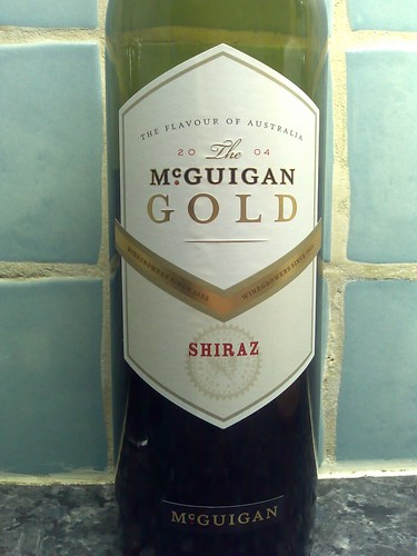 McGuigan Gold Shiraz 2004