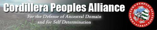 Head of the Website of Cordirllera Peoples' Alliance