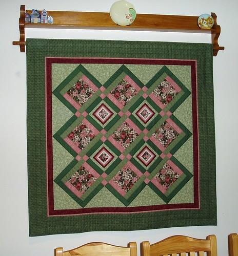 Sue's quilt