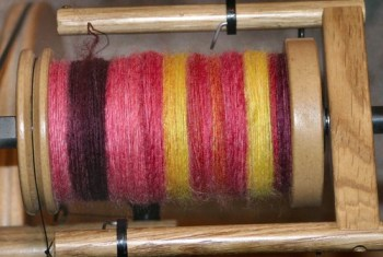 One bobbin of Pagoda single