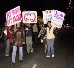 Take Back The Night 2004