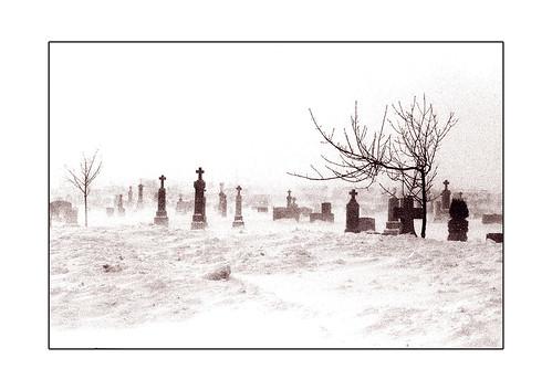 Matane cemetery