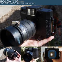 HOLGA 110mm portrait lens