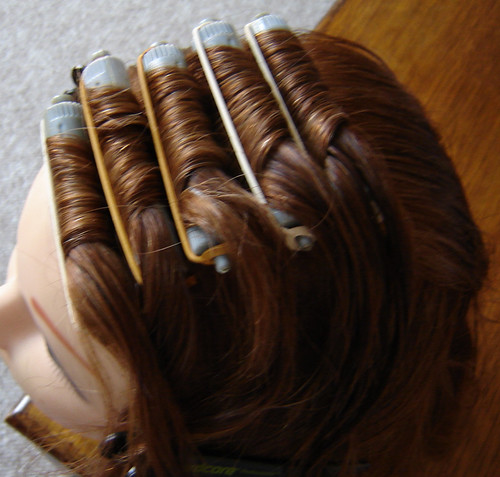 Therefore, root perms are ideal for flat and short hair. Root Perms
