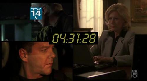 Capítulo 23 sexta temporada 24