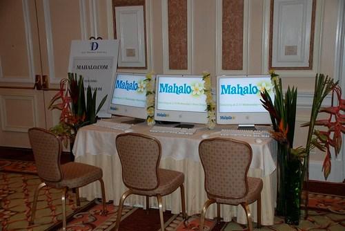 Mahalo Booth