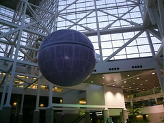 The Death Star at CIV