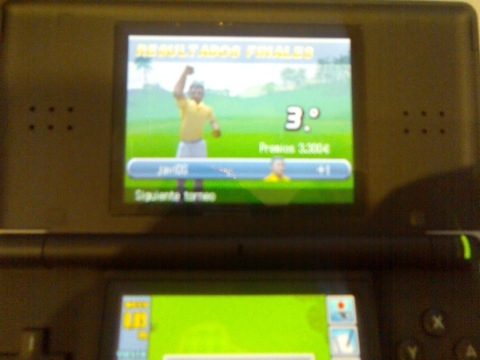 golf Nintendo DS