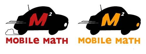 Mobile Math Logo, 2