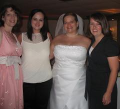 The girl cousins.