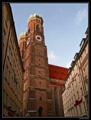 Frauenkirche - Iglesia de Nuestra Señora - Munich