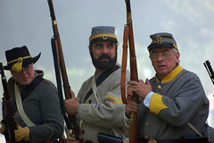 Civil War Actors by lapstrake on Flickr