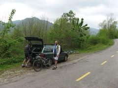 Salida ruta El Cordal
