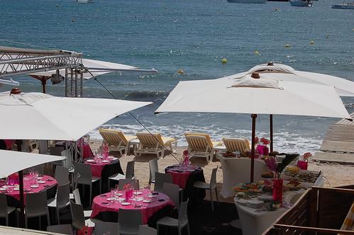 Cannes Beach - SocialiteTravel.com
