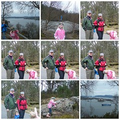 Hiking at Kvarven