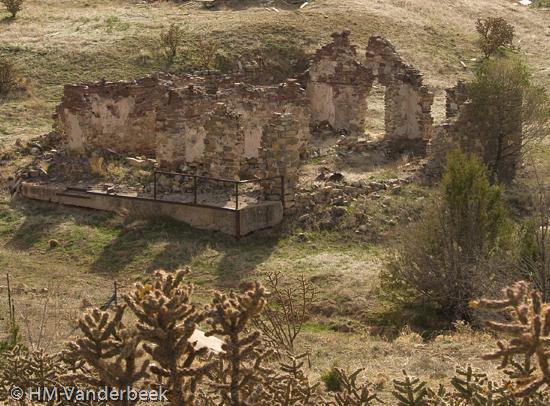 Ruins on NM 14
