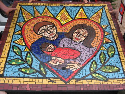 Society of American Mosaic Artists (SAMA) Mosaic Marathon