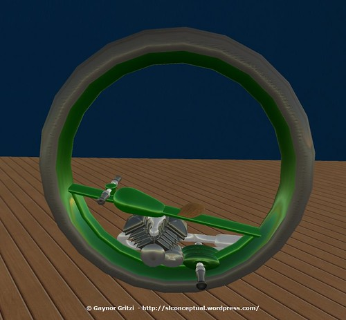 MonoWheel MadnessAbsurdist Vehicle 014