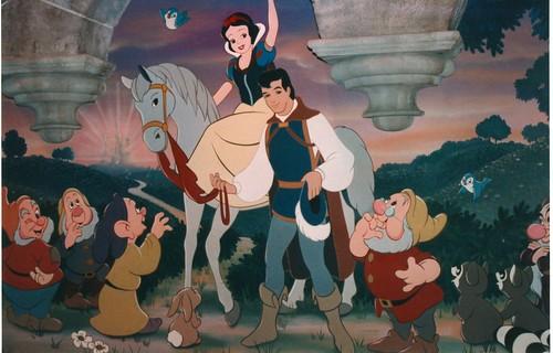 Snow White Mural