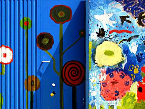 Door to the Happiness! by ToniVC on Flickr / CC by nc nd 2.0