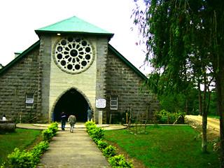 Sagada Church