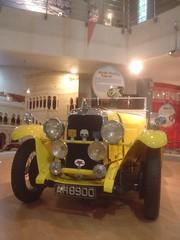49.National Automobile Museum:古董車展示