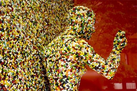 La mujer de caramelo