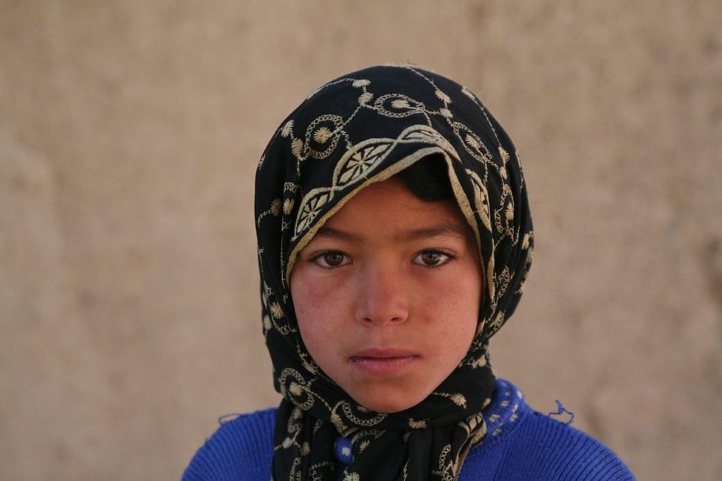 Resultado de imagen de niña ,marroquí
