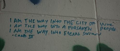 graffiti-Dante