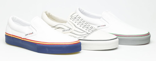 Marc Jacobs x Vans Collabo