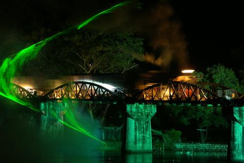 annual light show