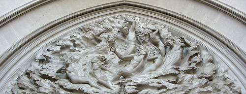 Frederick Hart\'s Ex Nihilo, National Cathedral