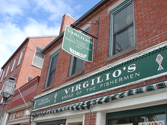 Virgilio's : Bread of the Fishermen