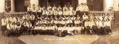 Students of Saint Mary's Hall