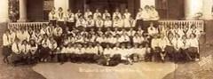 Students of Saint Mary's Hall