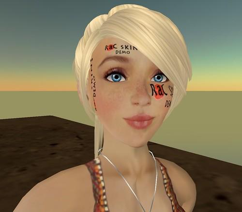 Emma, by RaC, worn by Aenea