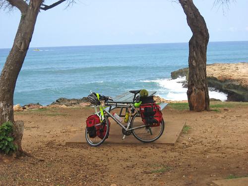 Hawaii beach view