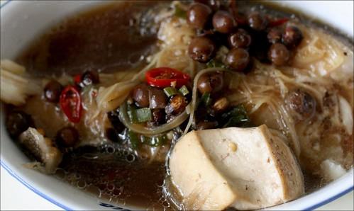 codfish and tofu