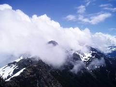 Peak In Clouds