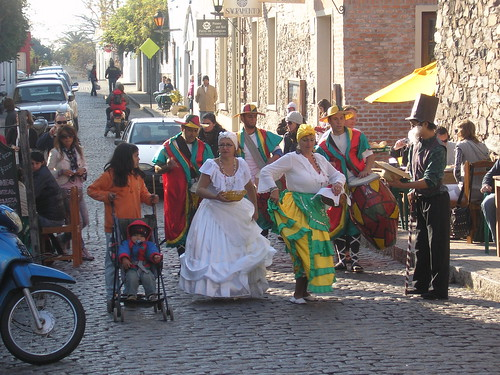 un carnaval de rue