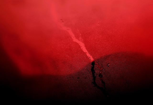 ... red rain ...