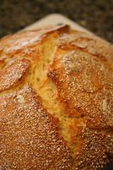 Homemade sourdough bread!