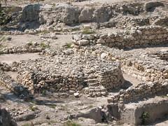 Megiddo altar_0670