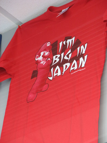 I'm Big in Japan - Mario