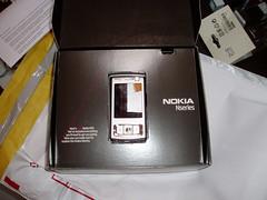 Unpaking/5 - l'agognato N95