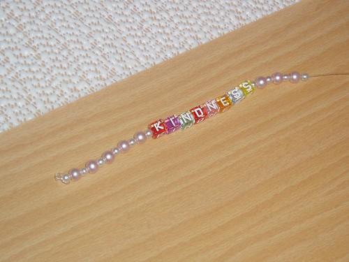 Clare's beautiful bracelet