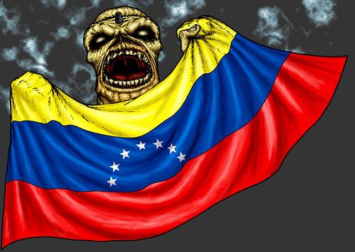 Iron Maiden Venezuela