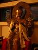 Teaching Buddha in Tushita Meditation Center, Delhi