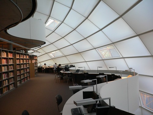 Norman Foster Library FU Berlin