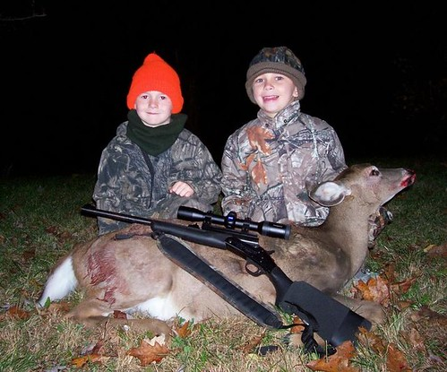 YOUNG HUNTERS